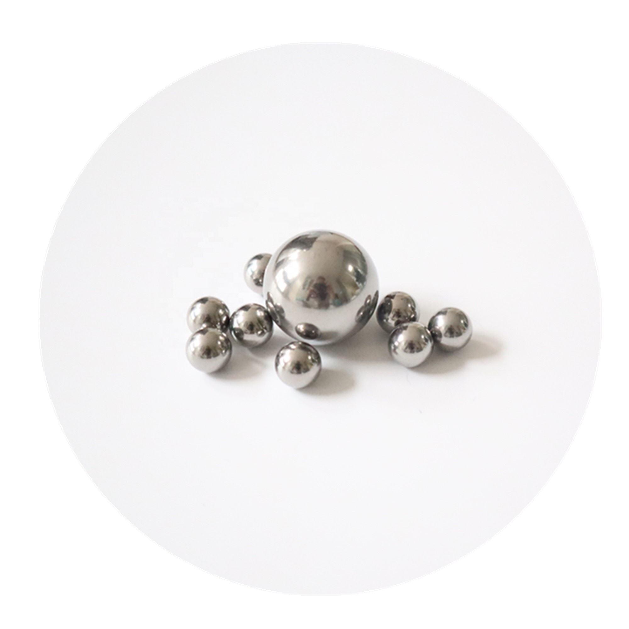 8mm 25 PCS 201 Stainless Steel Loose Bearing Balls G100 Bearings Ball