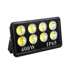 Intensitas Lampu W807 400 Watt LED Banjir Cahaya Lumen Tinggi