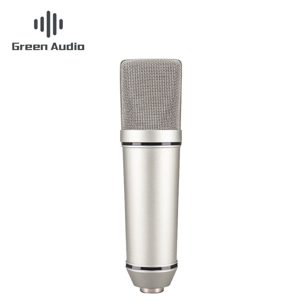 GAM-U87 25mm Capsules studio Sound Recording condenser microphone with Microphone Shock Mount