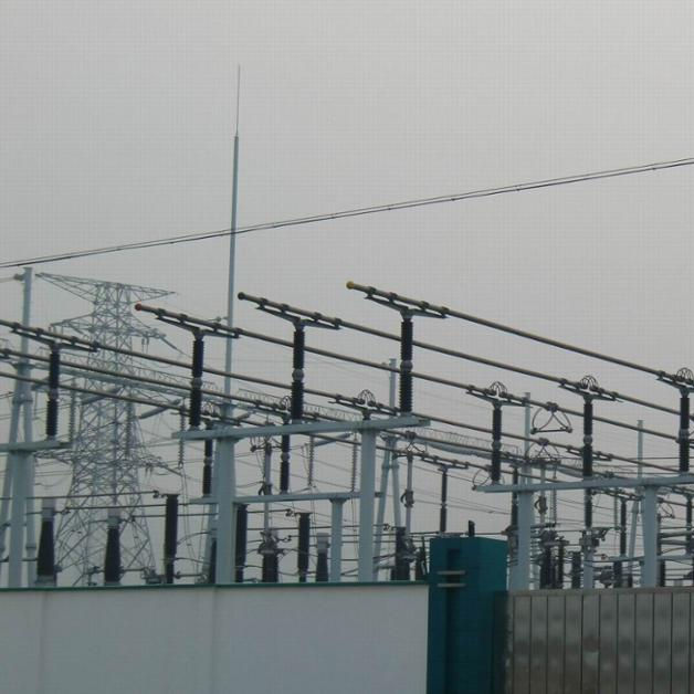 Structure Stainless Steel for Electrical Power Transformer Substation Structures