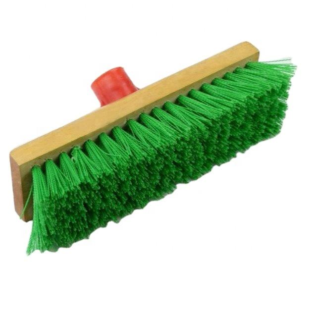 Different Handle Material Garden Broom