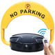Parking equipment Remote Control Automatic Electric Car Parking Lock
