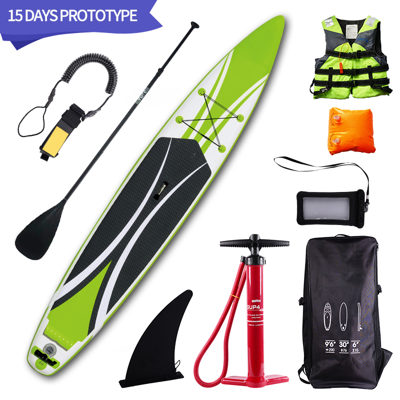 2021 high quality wholesale china paddle board set inflatable stand sup surfing paddle board