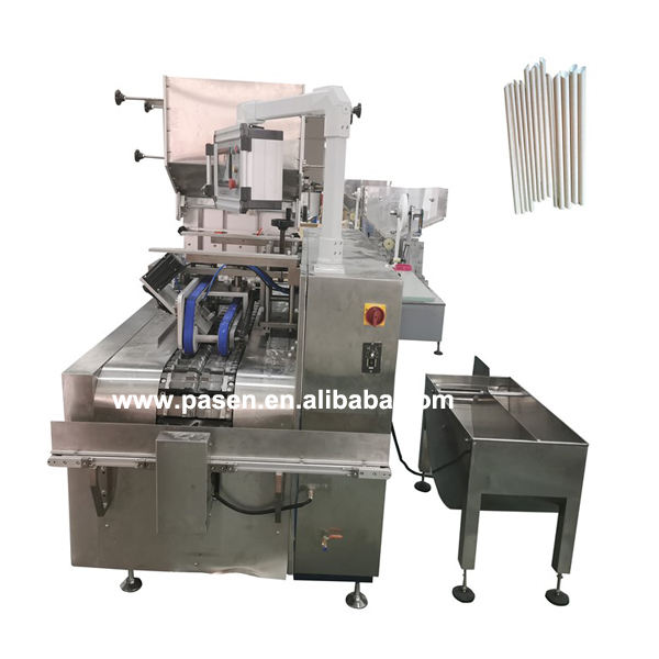 Automatic paper straw bevel cutter drinking Paper Straw cutting Machine