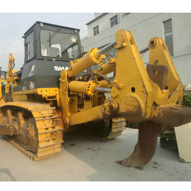Good performance China used SD32 Shantui bulldozer price, used bulldozers SD22 with low price
