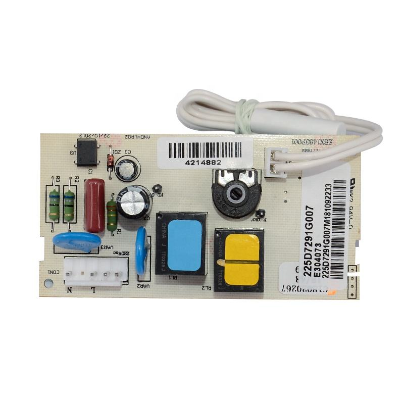 Hot selling Customized assembly electronic refrigerator control board for refrigerator parts application 225D7291G007
