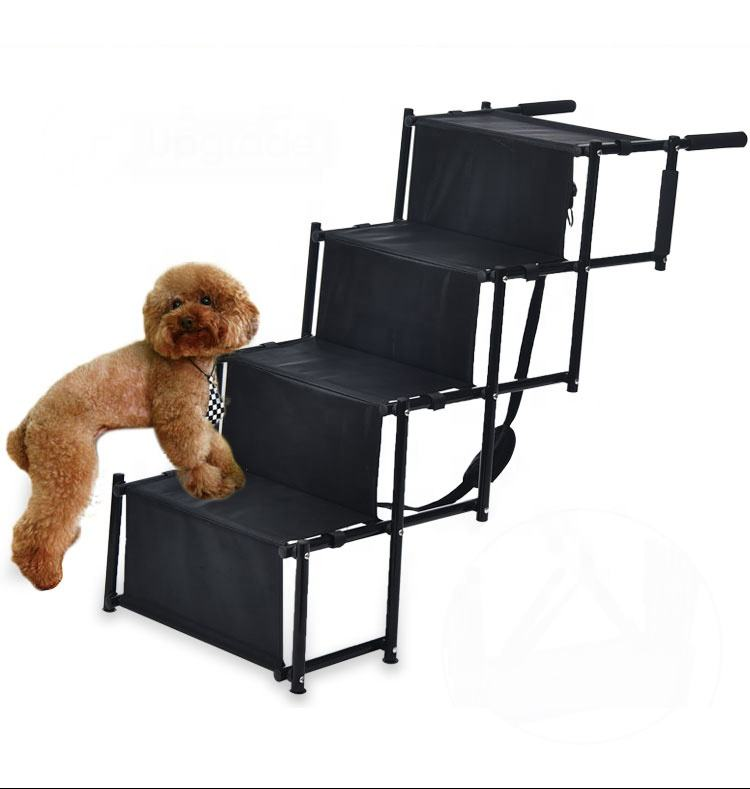 Multi-function Wholesale Manufacturer Portable Pet Foldable Dog Stairs
