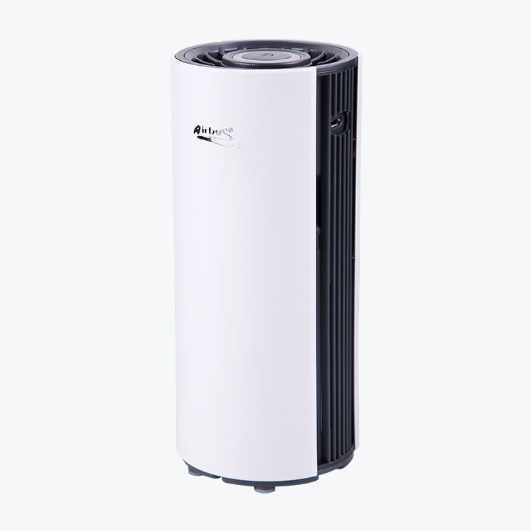 Mini Car Auto Fresh Air Purifier Oxygen Bar Ionizer Portable Ionizer Air Purifier Car Interior Accessories