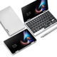 Newest Silver Pocket Laptop 7 inch 8GB/128GB Mini PC Laptop Handheld Business Ultrabook