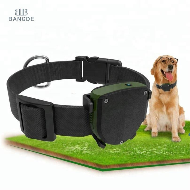 Hot selling and durable time pet accessory anti-lost device IP67 waterproof water resistance pet tracker gps device