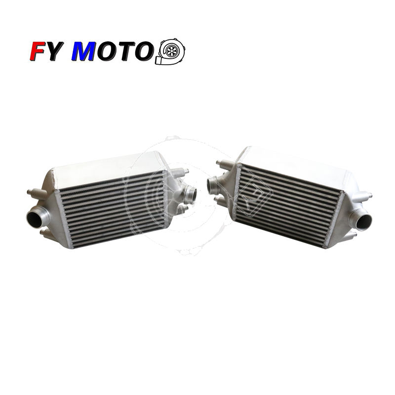 Twin intercooler for 2014-2019 porsche 991 911 TT TURBO S 3.8L