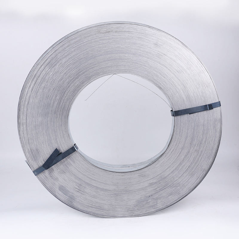 Cold Rolled Galvanised Steel Strapping/Galvanized Steel Strip