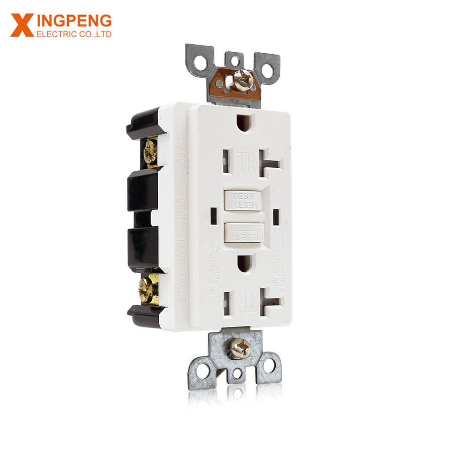 Selbst-Test & manipulationssicheren <span class=keywords><strong>gfci</strong></span> ac 125v elektrische wand outlet 20 amp
