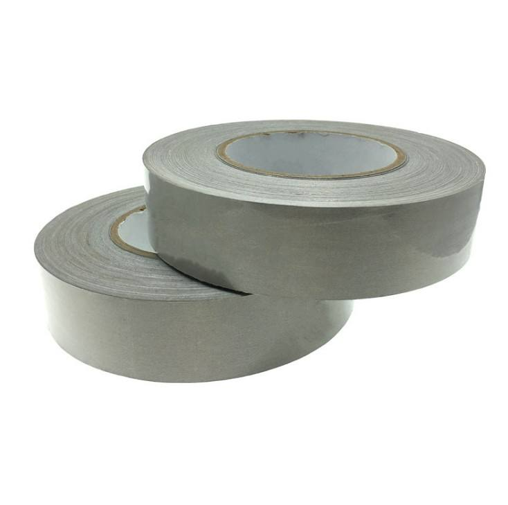 Cloth Tape Fabric Adhesive Tape Conductive Fabric High Quality Silver