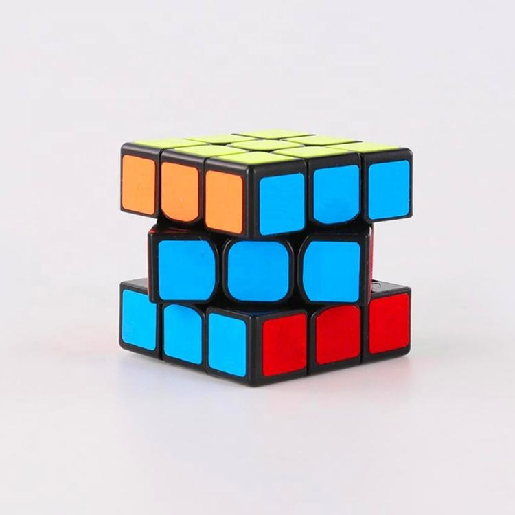 Yongjun YJ8335 GuanLong upgraded version speed magic cube puzzle educational toy