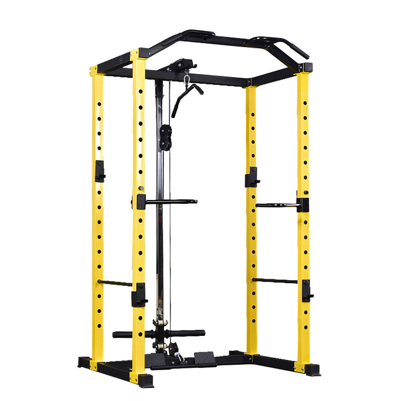 Commercial Multi Steel Fitness Power rack Gym Equipment squat rack