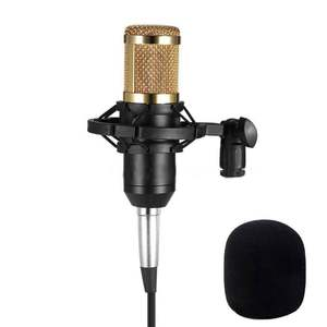 Factory Direct BM 800 Vocal Work Condenser Microphone For Podcasting