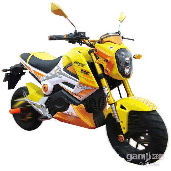 L1e Sporty E-motorcycle with CATL lithium battery