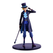 Hot Japan Anime One Piece Sabo Action Figure one-piece PVC Figures Figuras Collectible