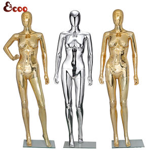 Colorful Painting Female Mannequin Full Body Plastic Mannequin Cheap