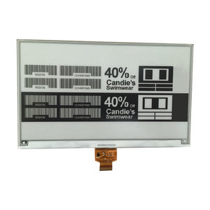 Retail 7.5'' Epaper Screen Wireless Color E ink Display EPD