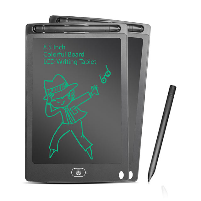 LCD Writing Tablet, VAENSONG 8.5 Inch Drawing Board Digital Writing Tablet Memo Pad with Stylus Gift for Kid and Adult
