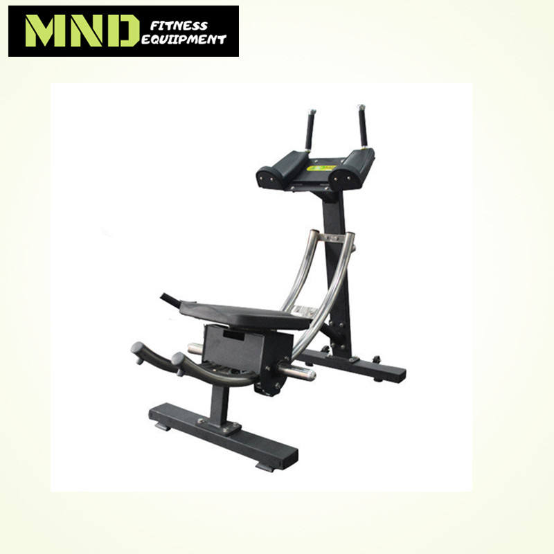 Dezhou Functional Training cross fit equipment roller ab machine plate loaded machine MND-TXD180 Coaster