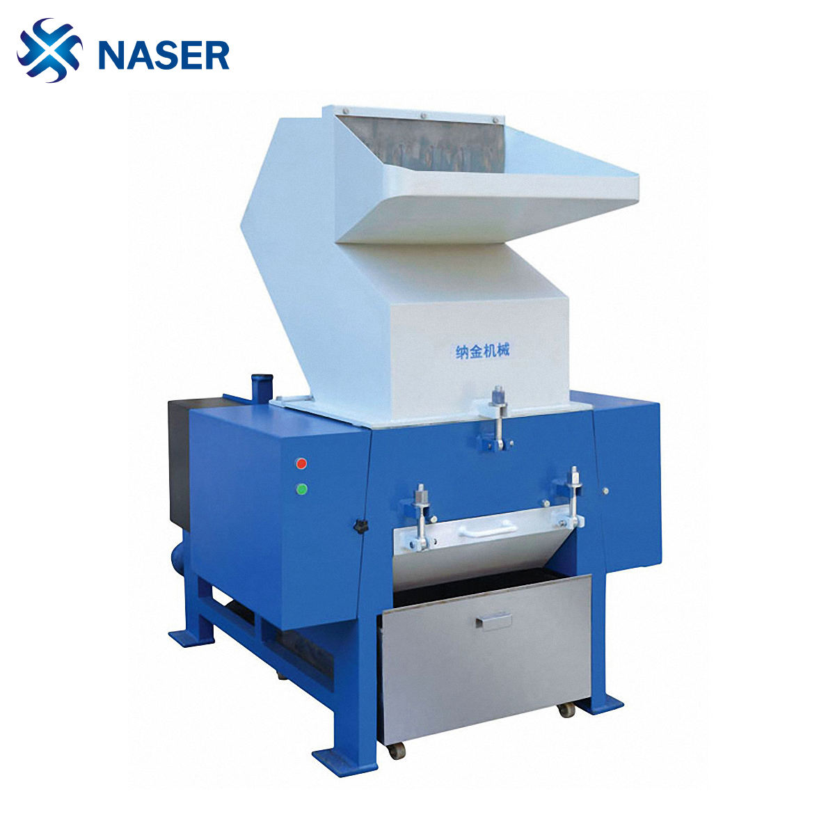 Low Noise Automatic Plastic Crusher and recycled Crushing shredder
