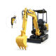1 Year Warranty [ Excavator ] Chinese Widely Used Small Bagger 2.0 Ton New Mini Excavator Price