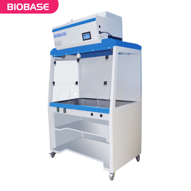 Biobase FH1200(C) Laboratory Furniture Chemical Stainless CE China Lab Medical Ductless Fume Hood