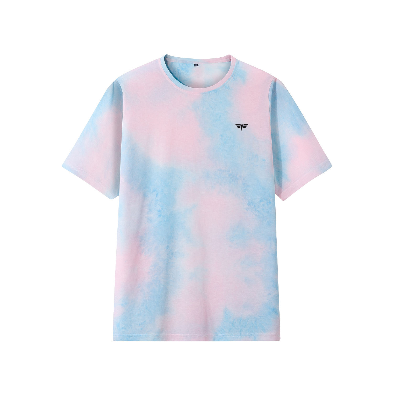 Fashion Tie Dye T Shirt For Men Casual Shirts Short Sleeves Multi Color T-Shirts For Man