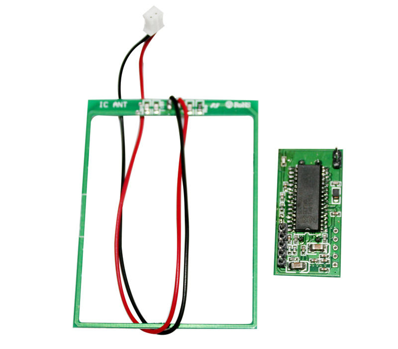 M2 ISO 15693 TTL Interface smart card reader module 13.56mhz long range NFC RFID reader module