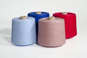 100% cotton yarn for socks  deyd cotton yarn