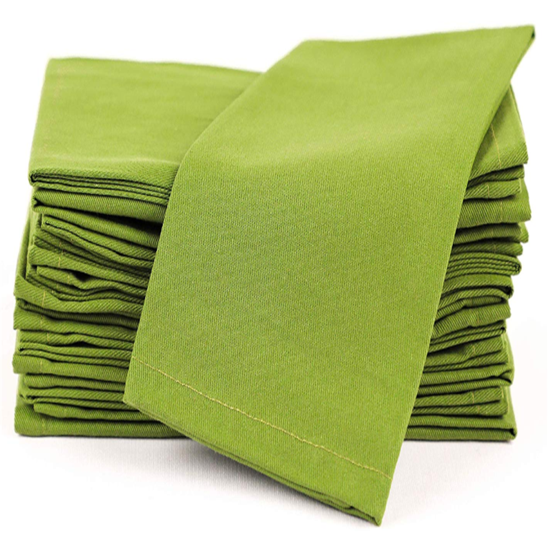VOBAGA highly absorbent 100 cotton table cloth napkin