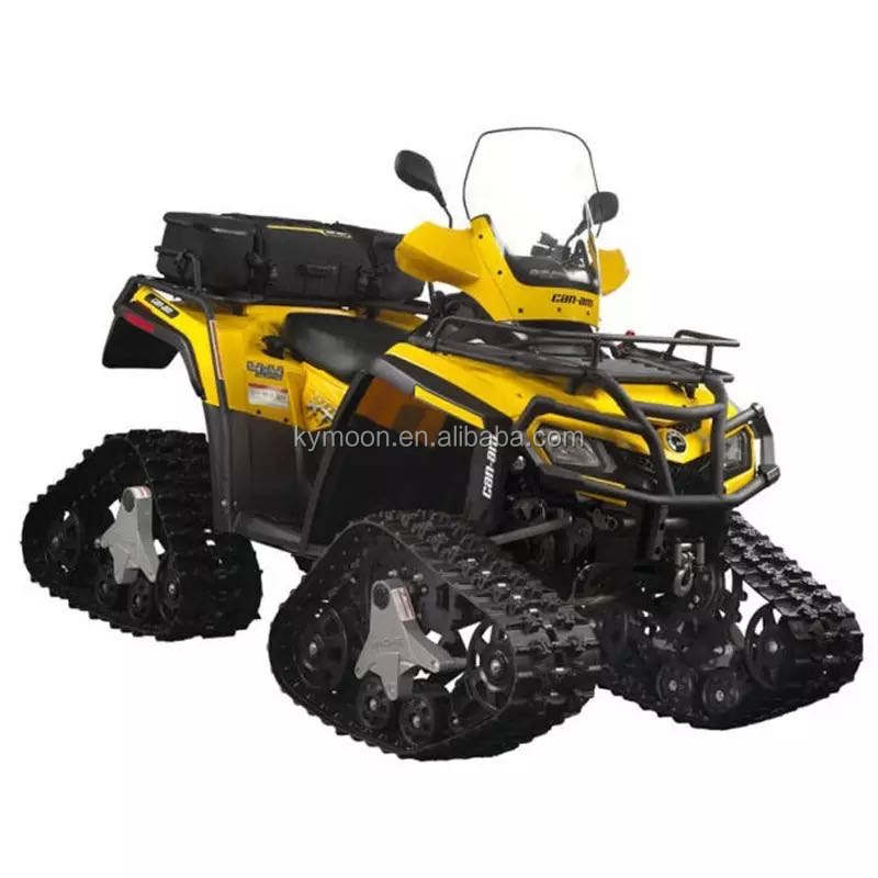 UTV rubber track system buggy Quad Rear ATV Snow Sand Track