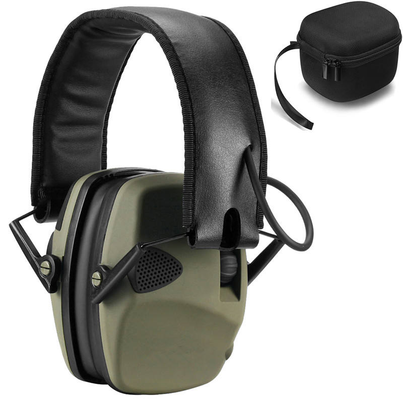 Best Selling Electronic Hunting Noise Reduction Anti Noise Safety Ear Muffs