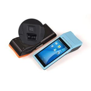 Hot sell 3G/ 4G Android handheld pos with printer terminal for android restaurant pos system