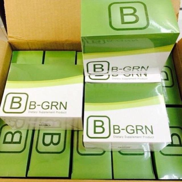 B-GRNによるBHIP Fiber Detox Belly Reduction Slim Firming Dietary Supplements BOX 15 Sachets 17グラムTo DRINK Thailand Top Brand Award
