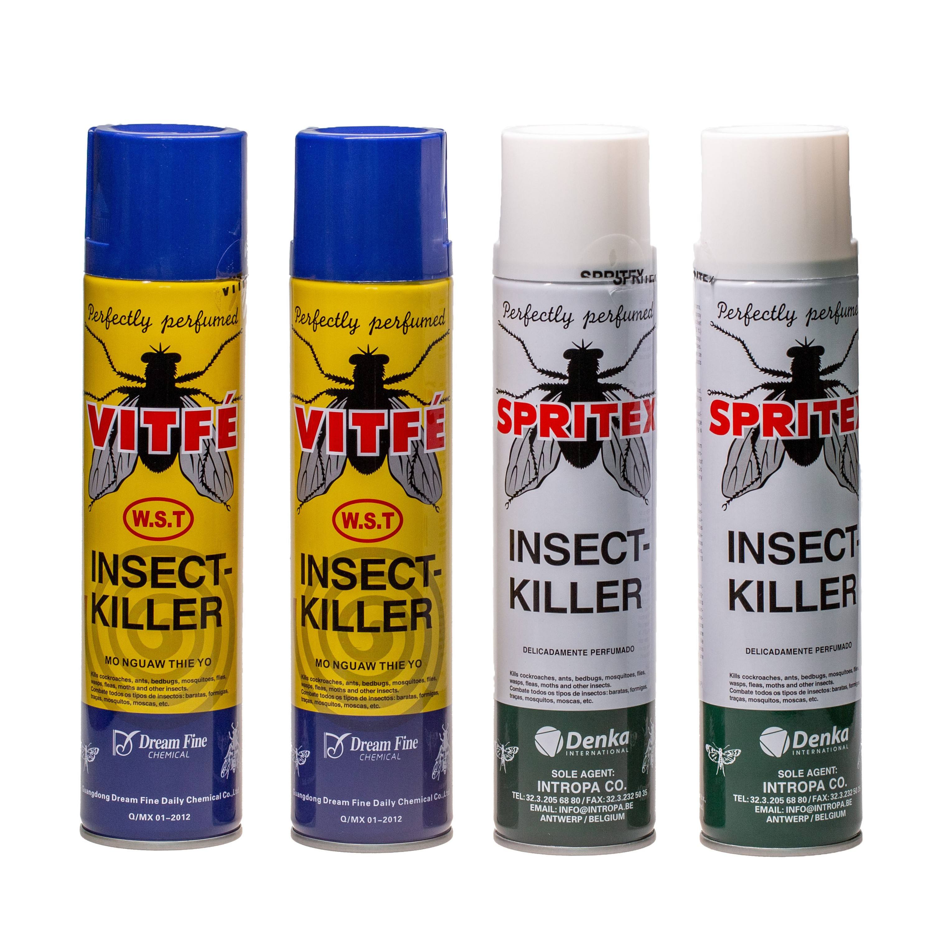 Pesticide Mosquito Killer Mosquito Top Quality Mosquito Fly Killer Spray Insecticide Cockroach Killer Spray