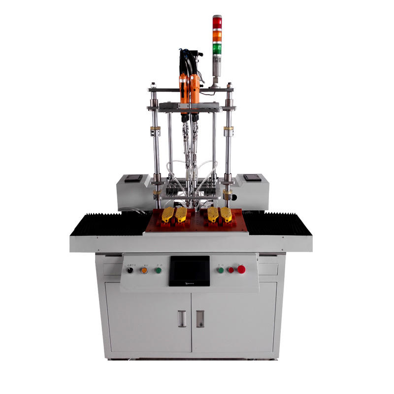 OEM Hot Sale Desktop Electronic Products Screw Locking Machine for Electric Product Assembly