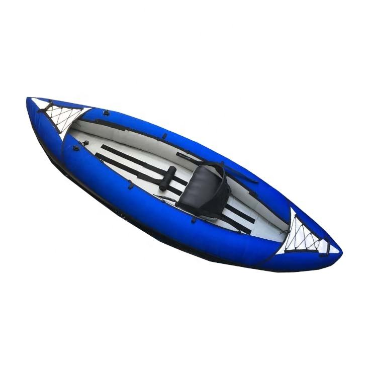 Inflatable single seat kayaks with factory cheap price