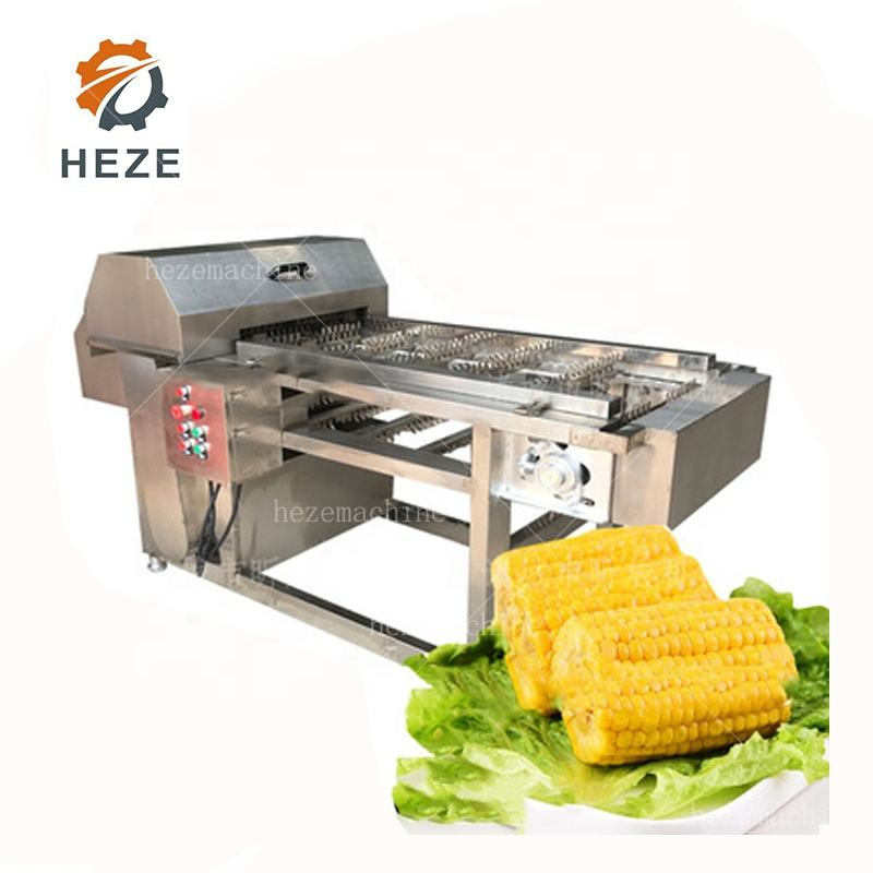 Carrot/Corn /Cassava Short Pieces Cutting Machine sweet corn cob cutter machine