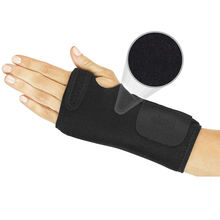 Professional factory wrist hand support guard compression sleeve