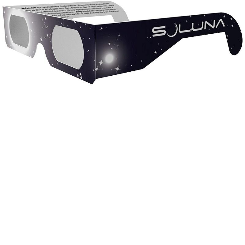 2020 Best Quality Customized Solar Eclipse Copy AstroSolar Glasses Paper Frame Total Observation Solar Eclipse Glasses
