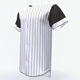 Wholesale blank custom sublimation plain team baseball jersey uniform
