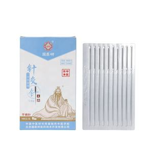 Factory price different size sterile accupuncture needles