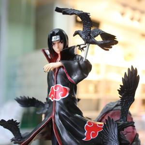 Top Jual Anime Itachi Di Saham Resin Plastik Komik Action Figure