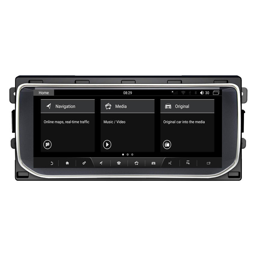 """8.0/"""" GPS Navigation Screen Protector For Land Rover Range Rover L405 /& Sport"""