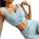 Gym Wear Seamless Women Athletic Wear Sets Yoga Crop Top Yoga Leggings Women'S Sports Wear