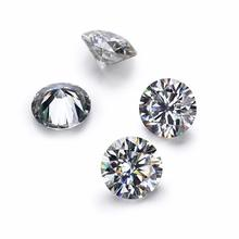1.5CT DEF Round 7.5mm  Moissanite Loose Stone Factory Direct
